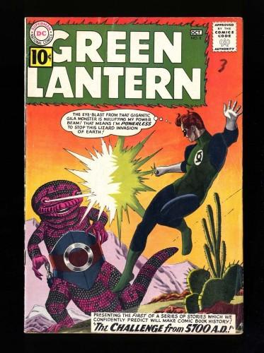 Item: Green Lantern #8 VG 4.0 DC Comics
