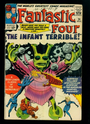 Item: Fantastic Four #24 VG 4.0 Marvel Comics