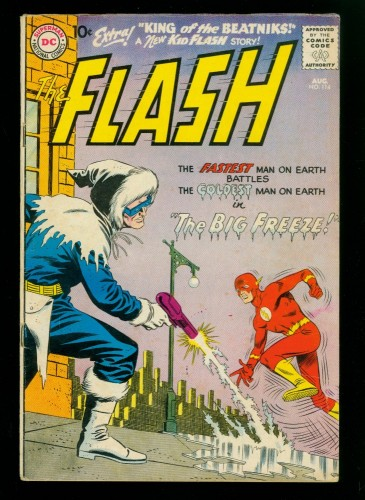 Item: Flash #114 VG 4.0 DC Comics