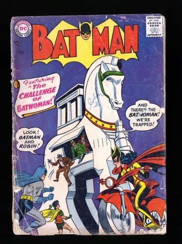 Item: Batman #105 Fair 1.0
