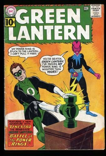 Item: Green Lantern #9 VG 4.0 (Restored)