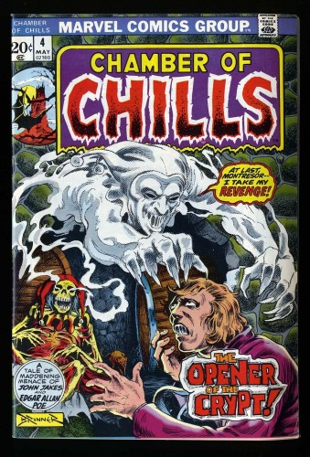 Item: Chamber Of Chills #4 FN 6.0