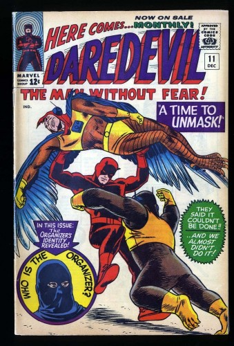 Item: Daredevil #11 VG 4.0