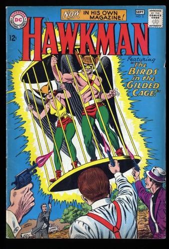 Item: Hawkman #3 VG/FN 5.0