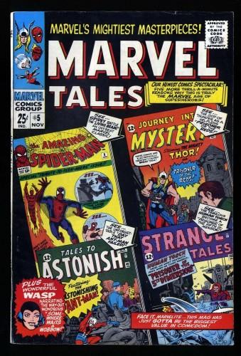 Item: Marvel Tales #5 FN+ 6.5