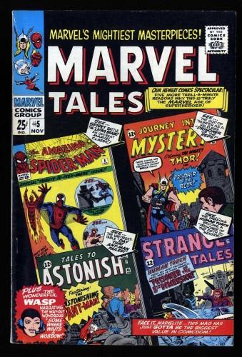 Item: Marvel Tales #5 FN 6.0