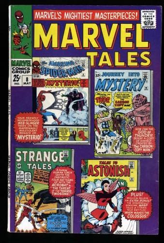 Item: Marvel Tales #8 VG/FN 5.0
