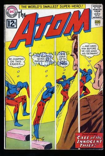 Item: Atom #4 GD+ 2.5