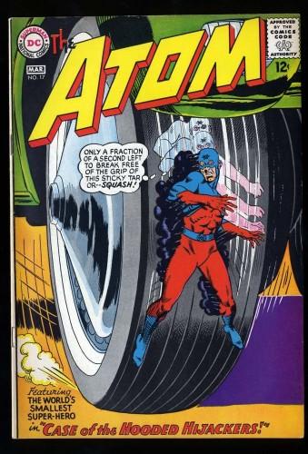 Item: Atom #17 FN+ 6.5