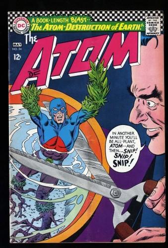 Item: Atom #24 FN 6.0