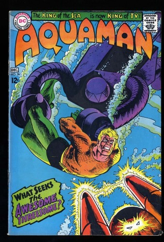 Item: Aquaman #36 VG/FN 5.0