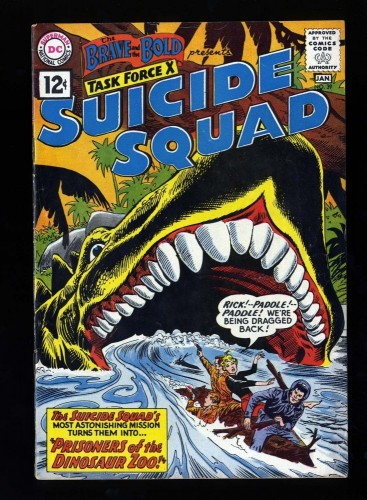 Item: Brave And The Bold #39 VG/FN 5.0