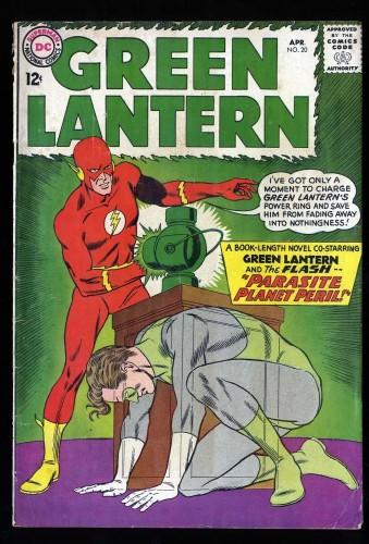 Item: Green Lantern #20 VG 4.0 (Restored)