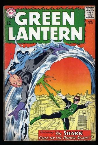 Item: Green Lantern #28 VG 4.0