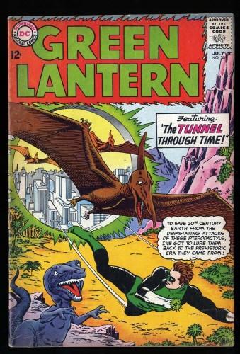 Item: Green Lantern #30 VG 4.0