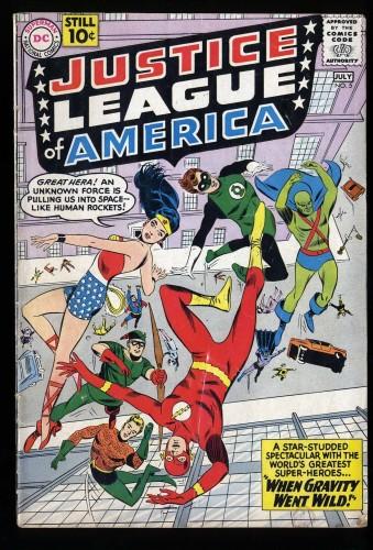 Item: Justice League Of America #5 VG 4.0