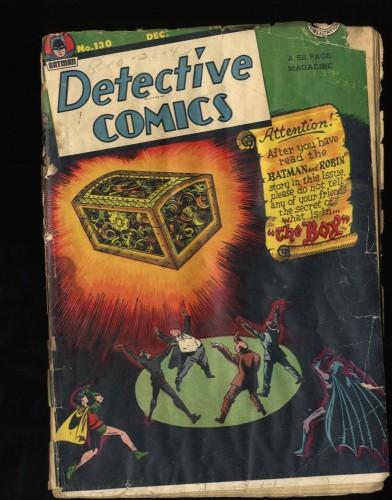 Item: Detective Comics #130 P 0.5