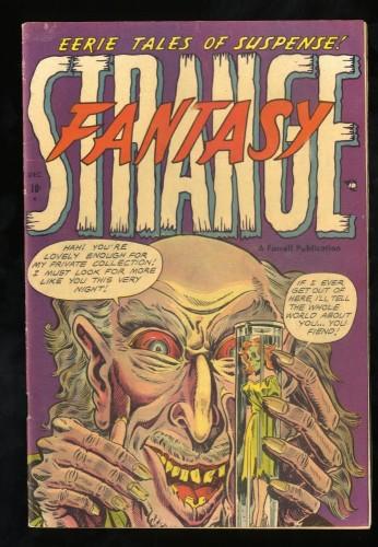 Item: Strange Fantasy #9 FN- 5.5