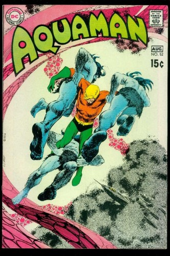 Aquaman #52 FN/VF 7.0