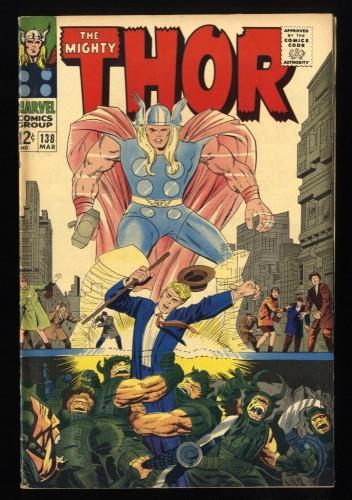 Thor #138 VF 8.0