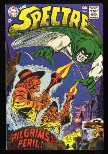 Spectre #6 VF- 7.5 DC Comics