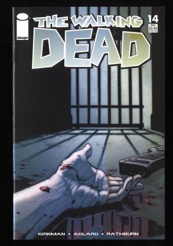 Walking Dead #14 NM 9.4