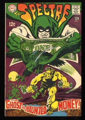 Spectre #7 VF/NM 9.0 DC Comics