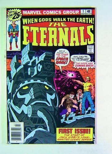 Eternals #1 FN/VF 7.0