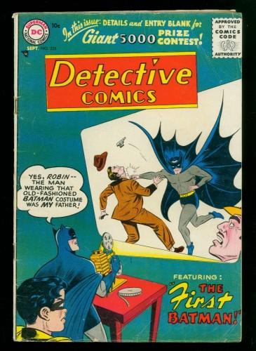 Detective Comics #235 VG 4.0
