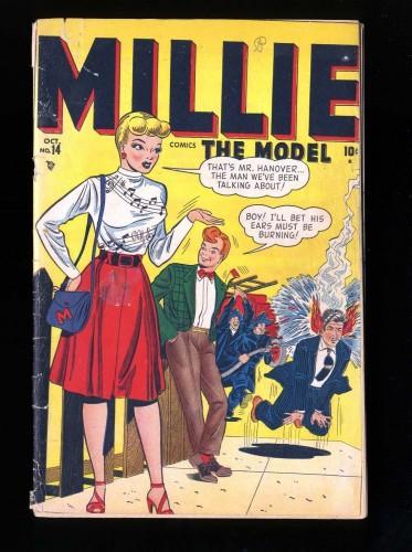 Millie the Model #14 GD 2.0