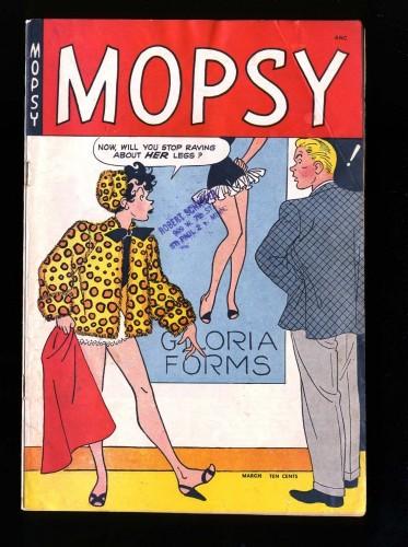 Mopsy #9 GD+ 2.5