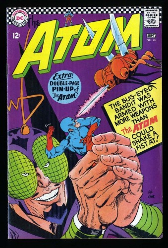 Atom #26 FN+ 6.0