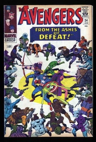 Avengers #24 FN 6.0