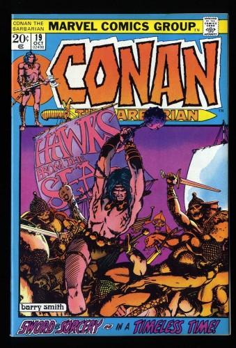 Conan The Barbarian #19 FN+ 6.5