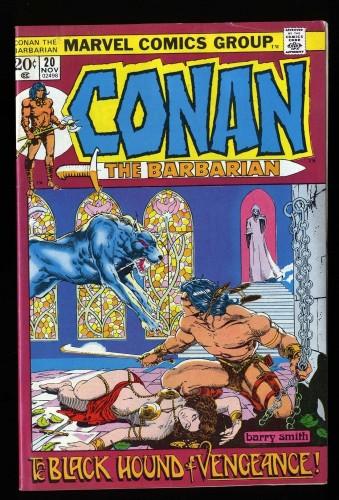 Conan The Barbarian #20 VG/FN 5.0