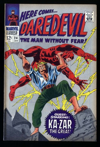 Daredevil #24 FN/VF 7.0