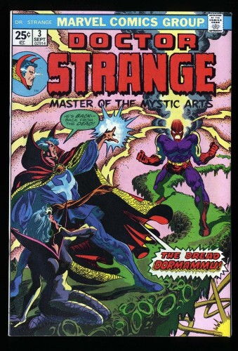 Doctor Strange #3 VF+ 8.5