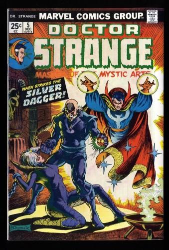 Doctor Strange #5 VF 8.0