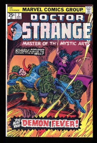 Doctor Strange #7 FN/VF 7.0