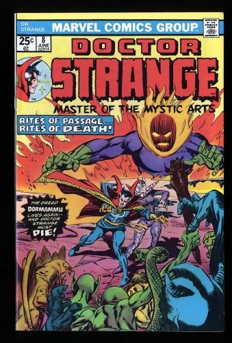 Doctor Strange #8 VF+ 8.5