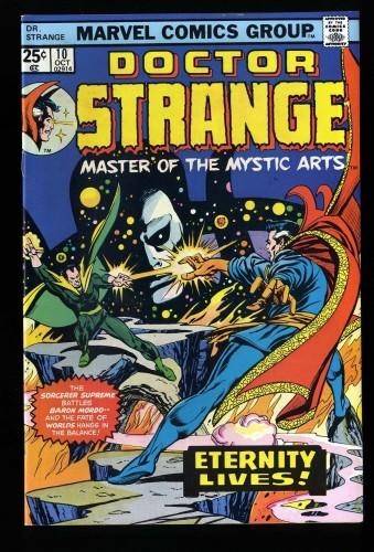 Doctor Strange #10 NM- 9.2