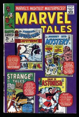 Marvel Tales #8 VG/FN 5.0