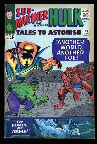 Tales To Astonish #73 FN/VF 7.0