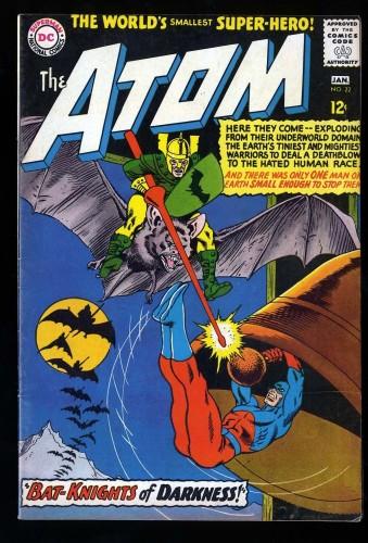 Atom #22 VG+ 4.5