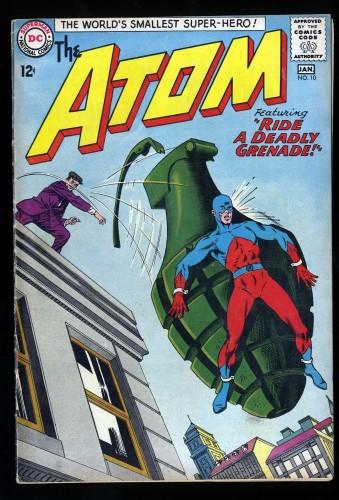 Atom #10 VG+ 4.5