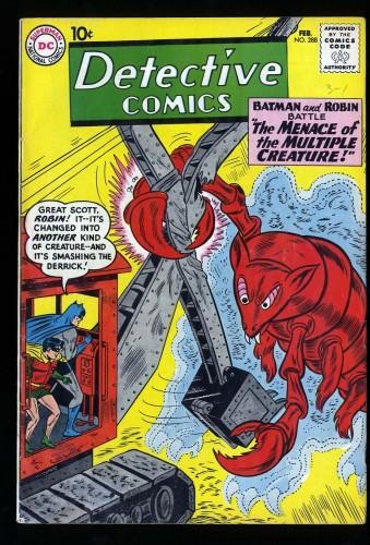 Detective Comics #288 VG 4.0