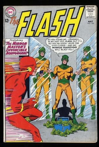 Flash #136 VG 4.0