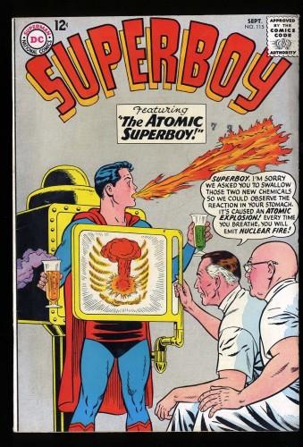 Superboy #115 FN 6.0