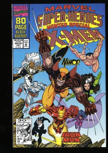 Marvel Super-Heroes Vol.2 #8 NM+ 9.6