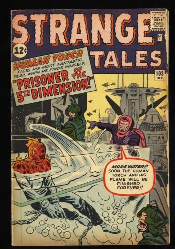 Strange Tales #103 VG/FN 5.0